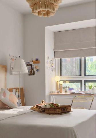 豪华型130平米四室一厅轻奢风格青少年房设计图