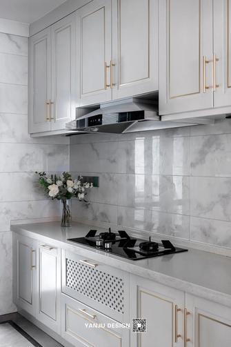 经济型140平米法式风格厨房装修案例