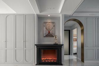 富裕型100平米三室一厅欧式风格玄关欣赏图