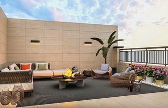 豪华型140平米别墅美式风格阳光房装修案例