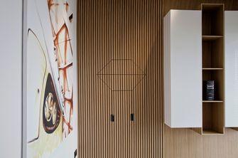 经济型70平米三室两厅北欧风格书房装修效果图
