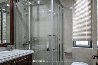 15-20万140平米三室两厅欧式风格卫生间设计图