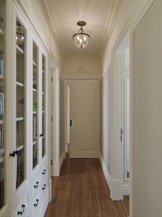 110平米三美式风格客厅效果图