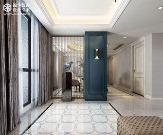 20万以上140平米三室两厅美式风格玄关图