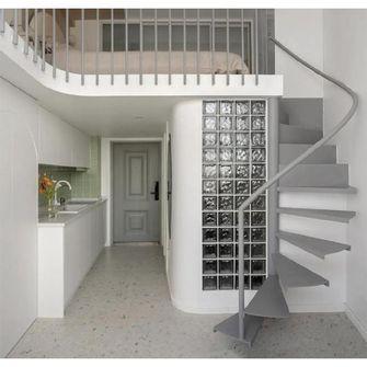 经济型40平米小户型现代简约风格楼梯间欣赏图