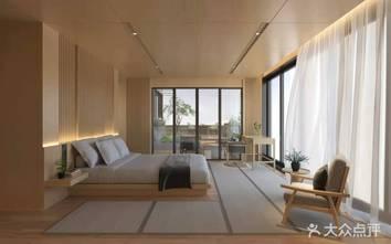 20万以上140平米别墅日式风格卧室装修案例