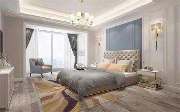 20万以上140平米复式美式风格卧室装修图片大全