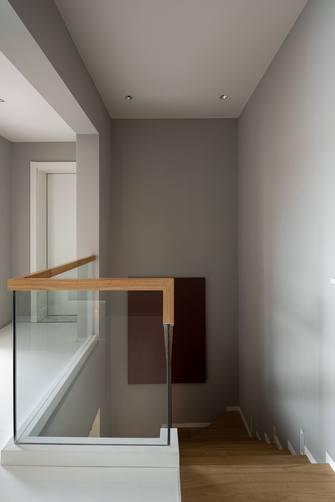 5-10万140平米复式日式风格走廊图