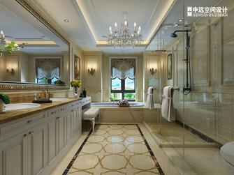 豪华型140平米别墅新古典风格卫生间欣赏图
