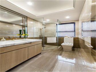 富裕型140平米三室一厅欧式风格卫生间装修图片大全