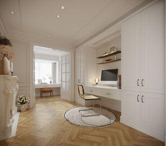 豪华型120平米法式风格书房图片