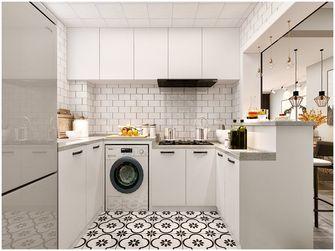 经济型90平米三室一厅北欧风格厨房装修图片大全