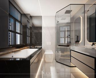 20万以上140平米别墅现代简约风格卫生间装修图片大全