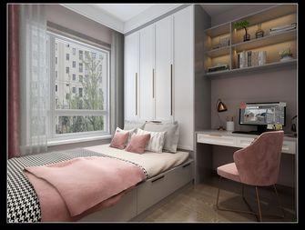 5-10万120平米三室两厅中式风格卧室效果图