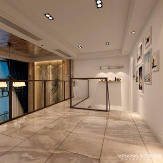 140平米四室一厅混搭风格楼梯间装修案例