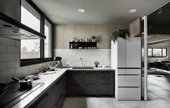 富裕型140平米工业风风格厨房装修效果图