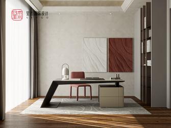 20万以上140平米三现代简约风格书房装修图片大全