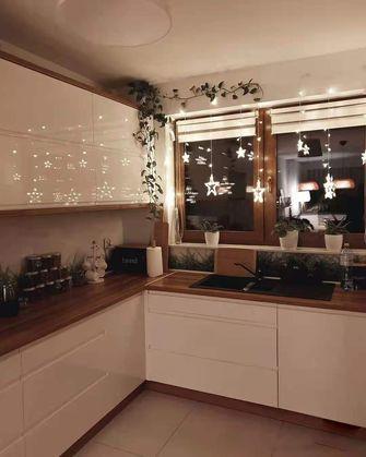 5-10万80平米日式风格厨房图片
