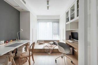 20万以上130平米三室一厅日式风格书房装修案例