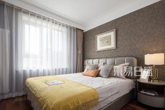 10-15万一居室轻奢风格卧室装修案例
