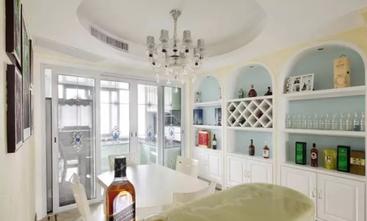 10-15万80平米三室一厅地中海风格餐厅设计图