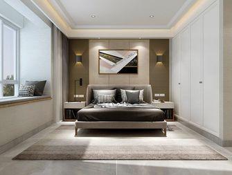 豪华型140平米三室四厅港式风格卧室欣赏图