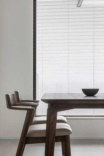10-15万110平米三室两厅现代简约风格餐厅装修效果图