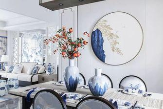 15-20万140平米三室两厅中式风格餐厅图