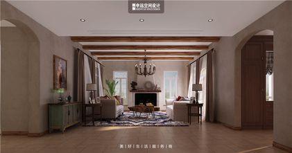 20万以上140平米别墅地中海风格客厅装修图片大全