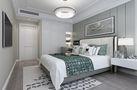 豪华型120平米三室两厅法式风格卧室装修案例