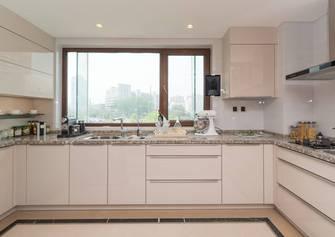 豪华型80平米三室两厅中式风格厨房装修效果图