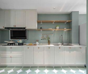 15-20万120平米三室两厅北欧风格厨房图