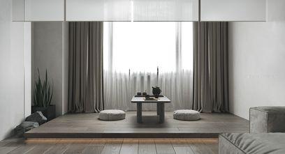 豪华型100平米日式风格阳台欣赏图