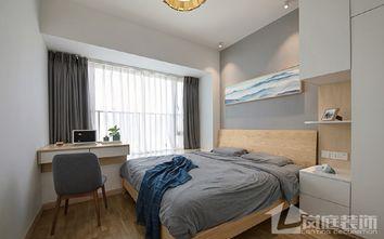15-20万100平米三室两厅日式风格卧室欣赏图