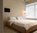经济型100平米三北欧风格卧室设计图