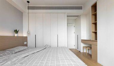 经济型90平米三室两厅现代简约风格卧室装修案例