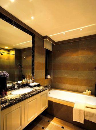 140平米四室一厅港式风格卫生间装修案例