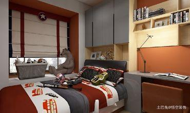 豪华型140平米四混搭风格卧室装修效果图