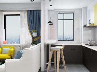 15-20万80平米美式风格厨房装修案例