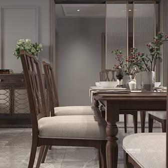 豪华型40平米小户型美式风格餐厅图片大全