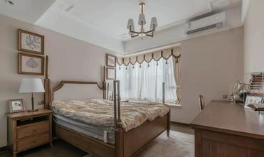 豪华型120平米三室一厅美式风格卧室欣赏图