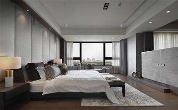 富裕型120平米三室两厅北欧风格卧室欣赏图