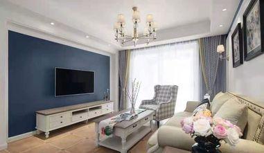 四美式风格客厅欣赏图