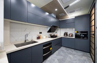 20万以上140平米三现代简约风格厨房装修效果图