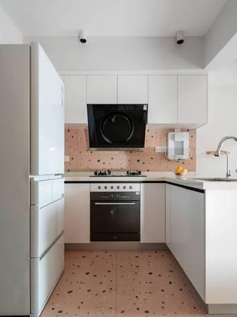 5-10万30平米超小户型北欧风格厨房效果图