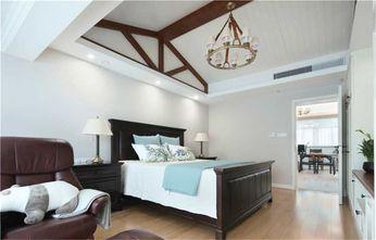 豪华型140平米复式美式风格阁楼装修图片大全