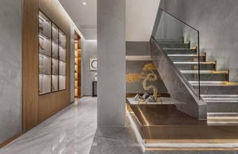 豪华型140平米别墅混搭风格走廊图片大全