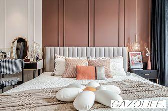 10-15万90平米三室两厅法式风格卧室图片