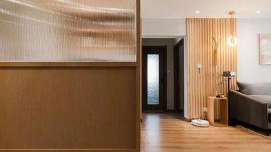 120平米三室两厅日式风格玄关欣赏图