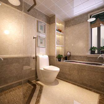 20万以上140平米别墅欧式风格卫生间设计图